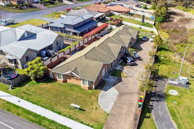 Picture of 1-3/159 Weblands  Street, ABERGLASSLYN NSW 2320