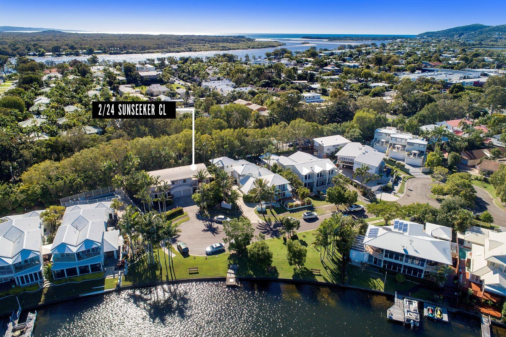 2/24 Sunseeker Close, Noosaville QLD 4566, Image 0