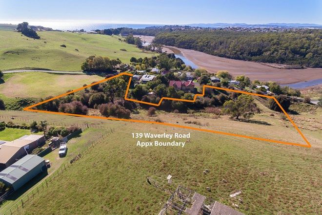 Picture of 139 Waverley Road, DON TAS 7310