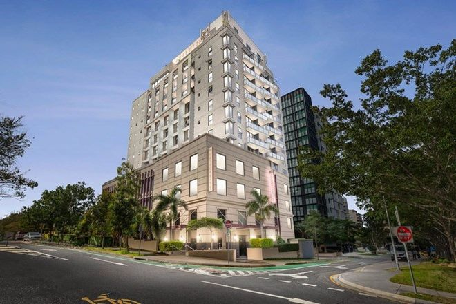 Picture of 902/188 Shafston Avenue, KANGAROO POINT QLD 4169