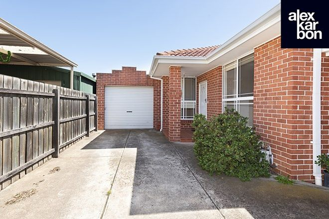 Picture of 2/17 Tassell Street, HADFIELD VIC 3046