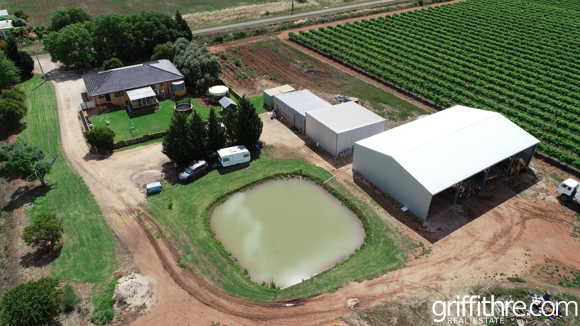 Farm 1359 Gribble Road, Yenda NSW 2681, Image 1