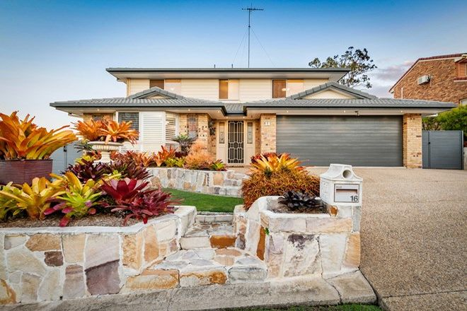 Picture of 16 Monnow Place, CARINA QLD 4152