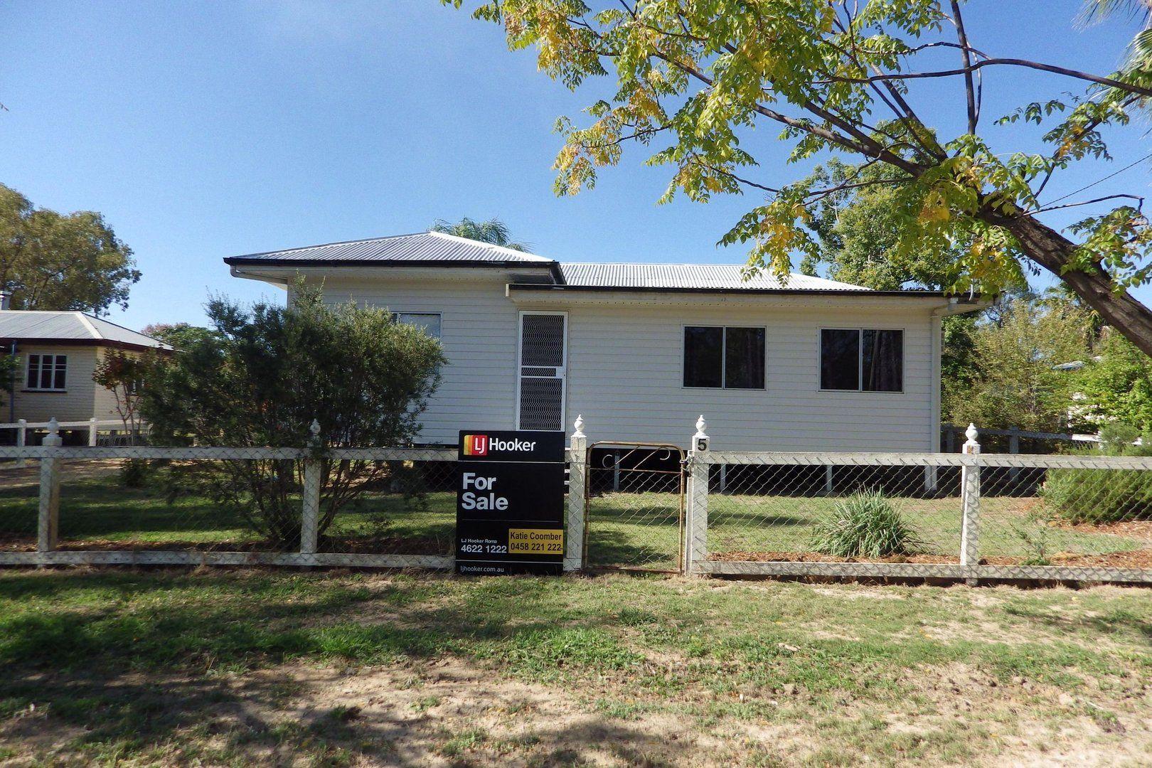 5 Annandale Street, Injune QLD 4454, Image 0