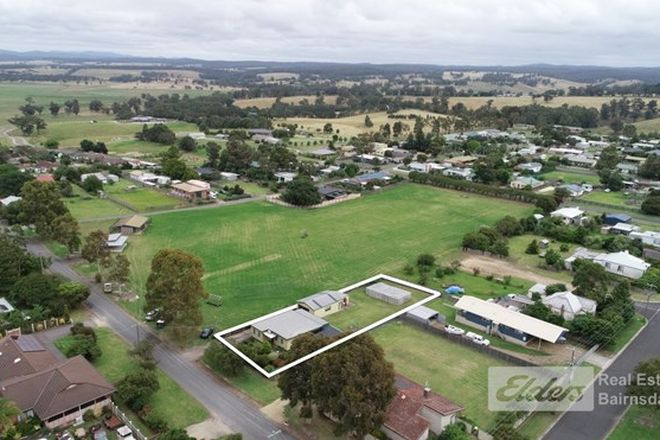 Picture of 13 Oates Street, ORBOST VIC 3888