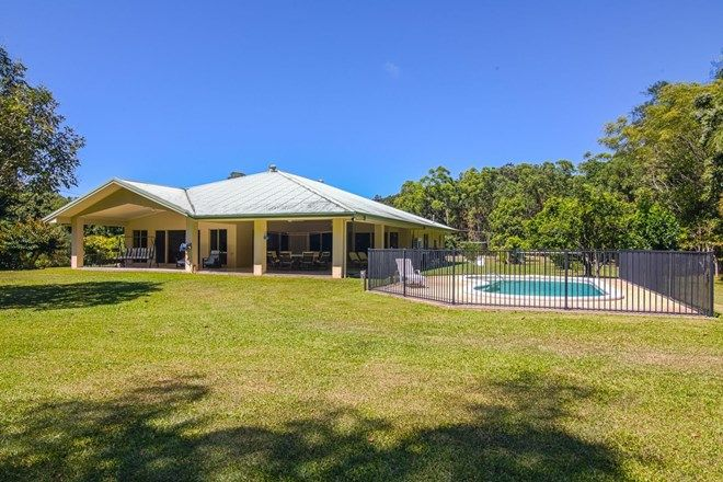 Picture of 157 Old Forestry Road, WHYANBEEL QLD 4873