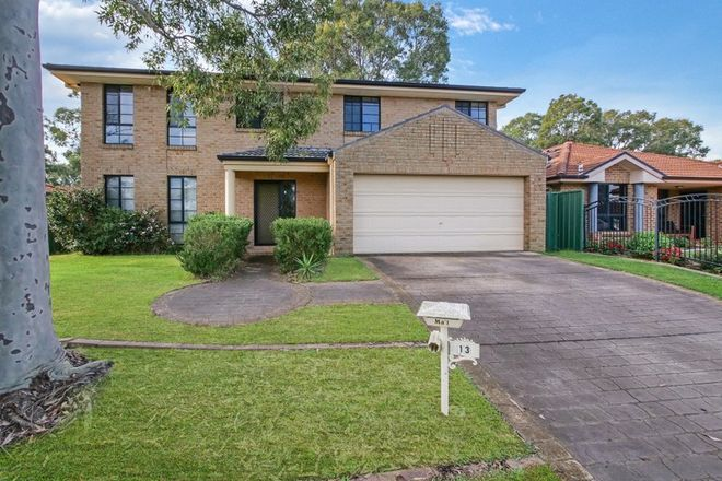 Picture of 13 Peppercorn Crescent, FLETCHER NSW 2287