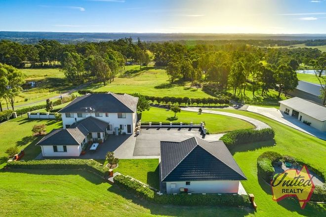 Picture of 430 Cut Hill Road, COBBITTY NSW 2570