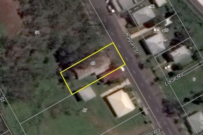 Picture of 49 Raglan Street, MOUNT LARCOM QLD 4695
