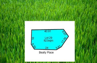 Picture of Lot 29 Beally Place, Meadows SA 5201