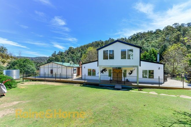 Picture of 85 Rabbit Hill Road, COLEBROOK TAS 7027