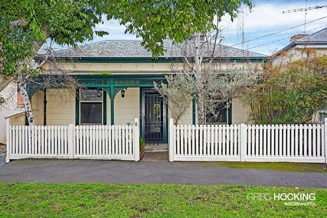 Picture of 8 James Service Place, SOUTH MELBOURNE VIC 3205