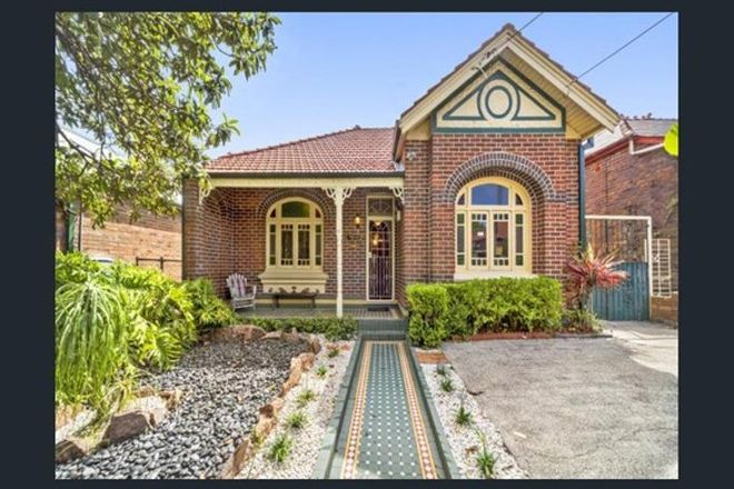 Picture of 83 Livingstone Road, PETERSHAM NSW 2049