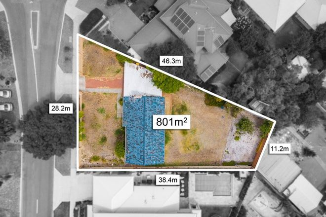 Picture of 7 Queenscliffe Road, DOUBLEVIEW WA 6018