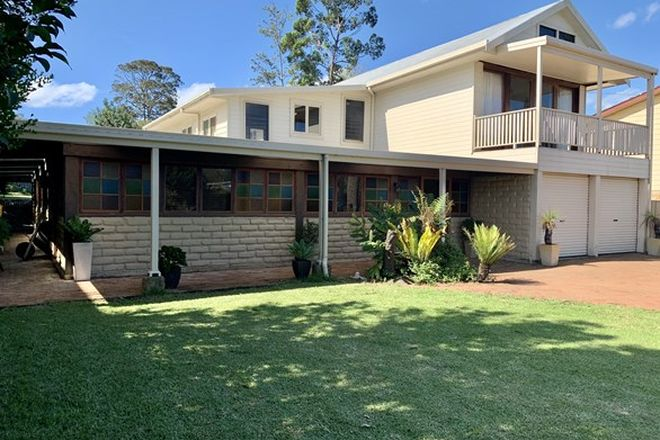 Picture of 13 Panorama Road, ST GEORGES BASIN NSW 2540