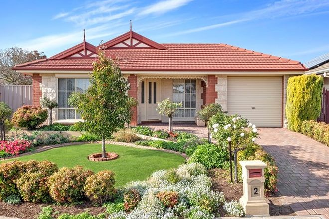 Picture of 2 Shoalwater Close, SEAFORD RISE SA 5169