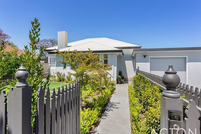 Picture of 197A Rosebery Street, BEDFORD WA 6052