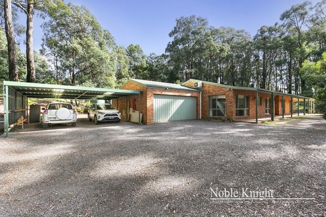 Picture of 25 Cherrys Lane, TOOLANGI VIC 3777