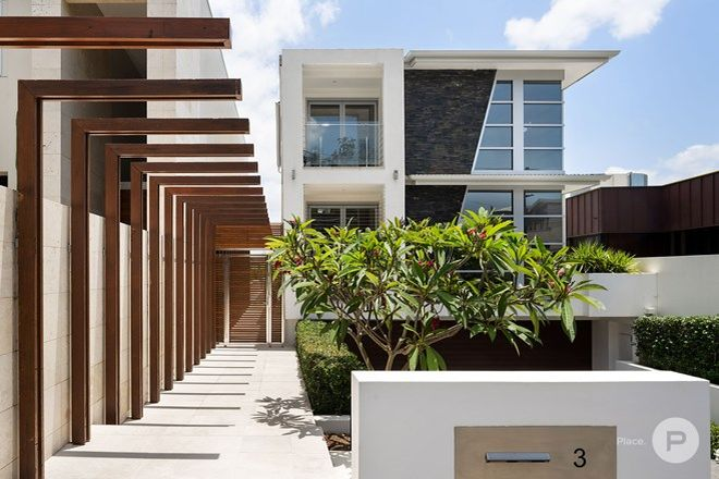 Picture of 3 Annie Street, HAMILTON QLD 4007