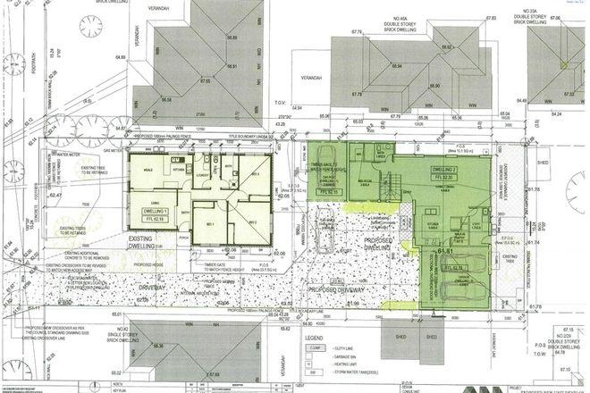 Picture of Lot 2/44 Avondale Avenue, ST ALBANS VIC 3021