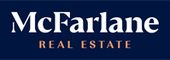 Logo for McFarlane Real Estate