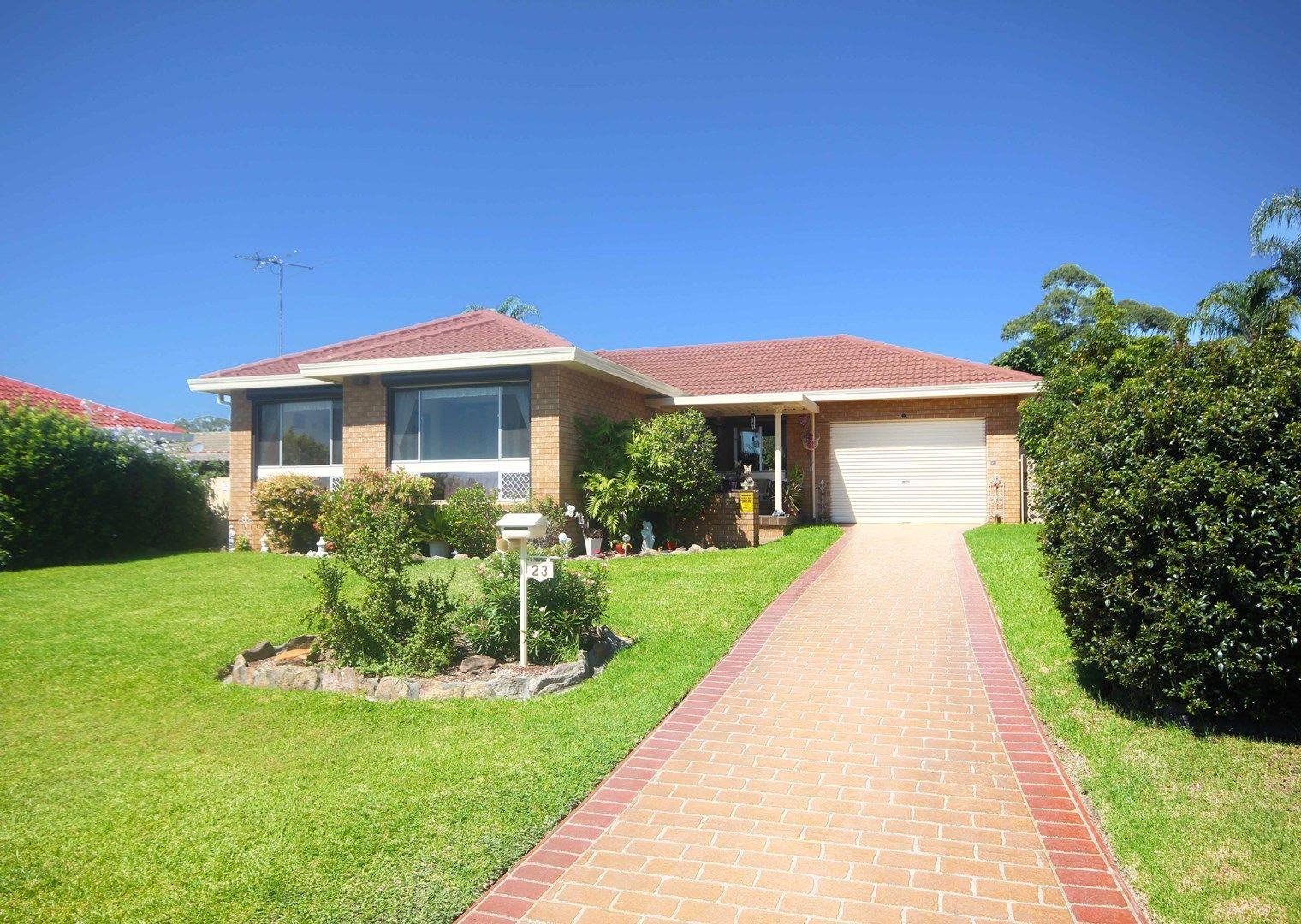 23 Kanangra Crescent, Ruse NSW 2560, Image 0