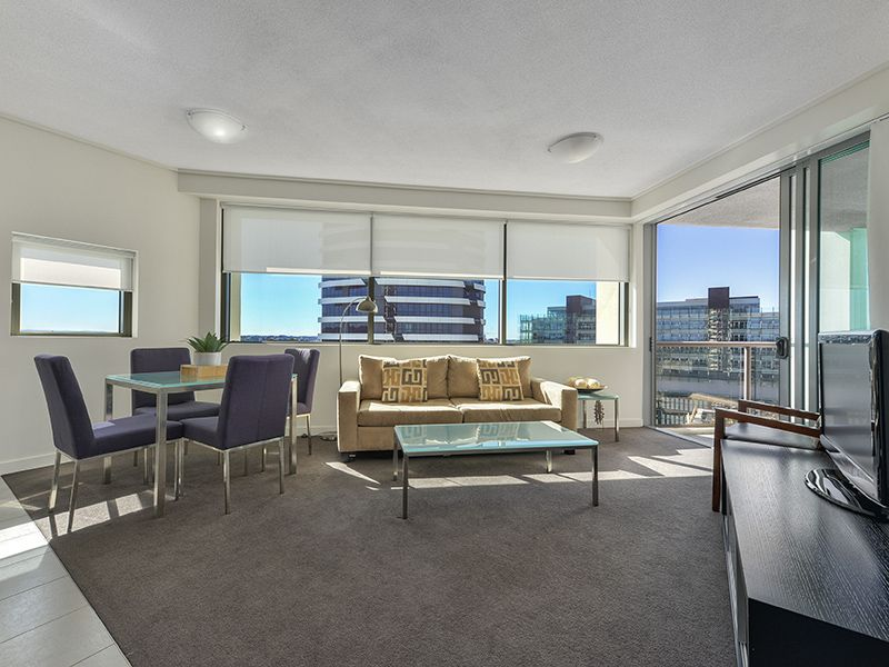 1 bedrooms Apartment / Unit / Flat in 251/18 Tank Street BRISBANE CITY QLD, 4000