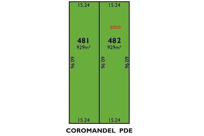 Picture of 48 (Allotment 481) Coromandel Parade, BLACKWOOD SA 5051