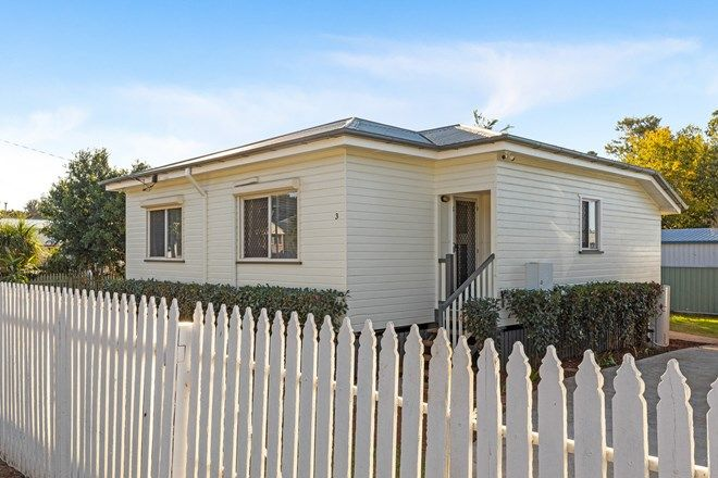 Picture of 3 Victory Street, NEWTOWN QLD 4350