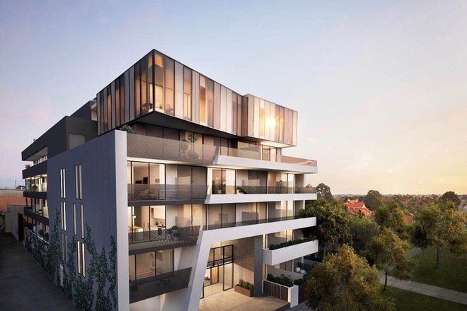 Picture of 502/83 Drummond Street, OAKLEIGH VIC 3166