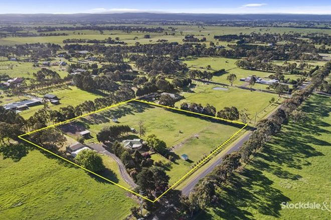 Picture of 80 Minniedale Road, TRARALGON VIC 3844