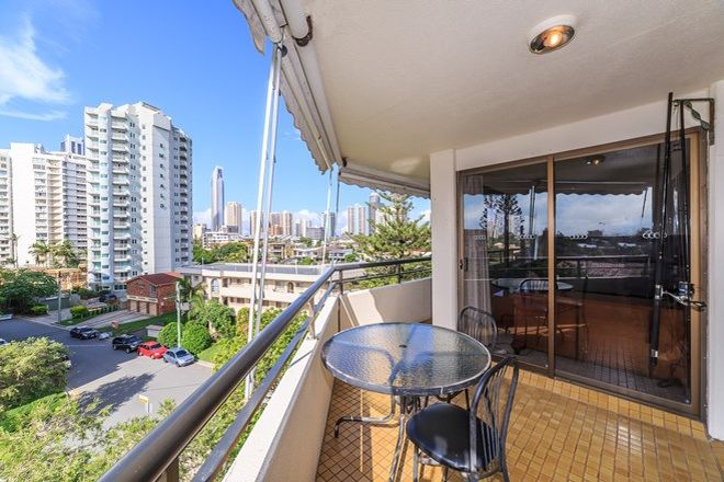Picture of 17/1 Peninsular Drive, SURFERS PARADISE QLD 4217