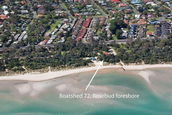 Picture of Boatshed/72 Point Nepean Road, ROSEBUD VIC 3939
