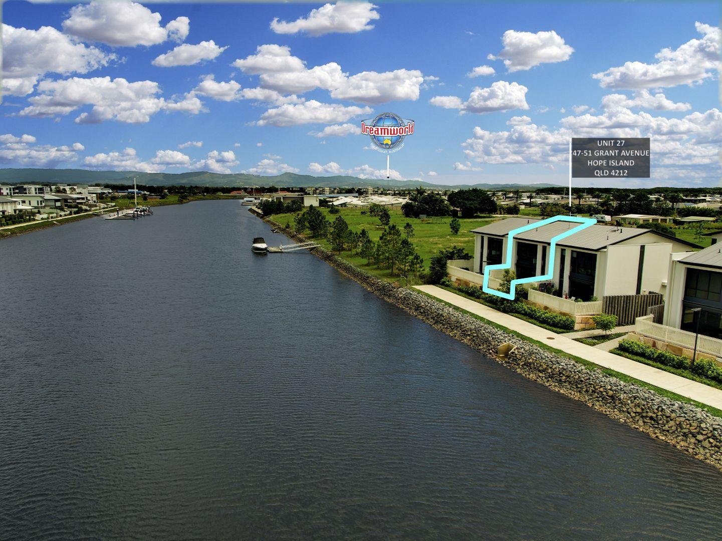 27/47-51 Grant Avenue, Hope Island QLD 4212, Image 0