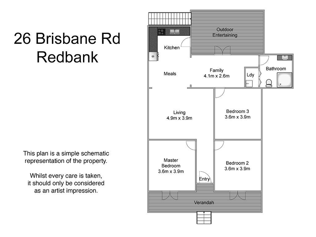 26 Brisbane Road, Redbank QLD 4301, Image 1
