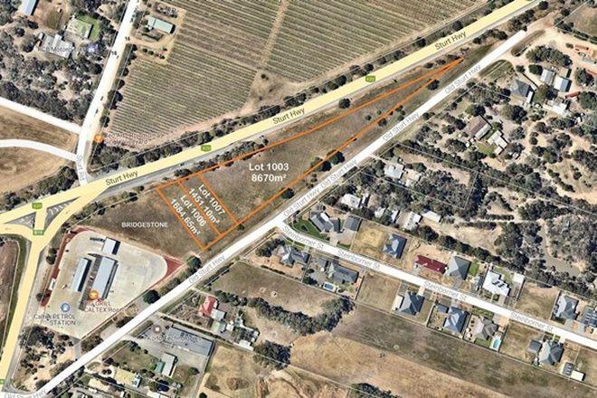 Picture of 1003, 1006 & 1007 Sturt Highway, NURIOOTPA SA 5355