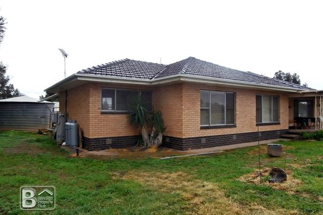 Picture of 842 Dingee-Serpentine Road, DINGEE VIC 3571