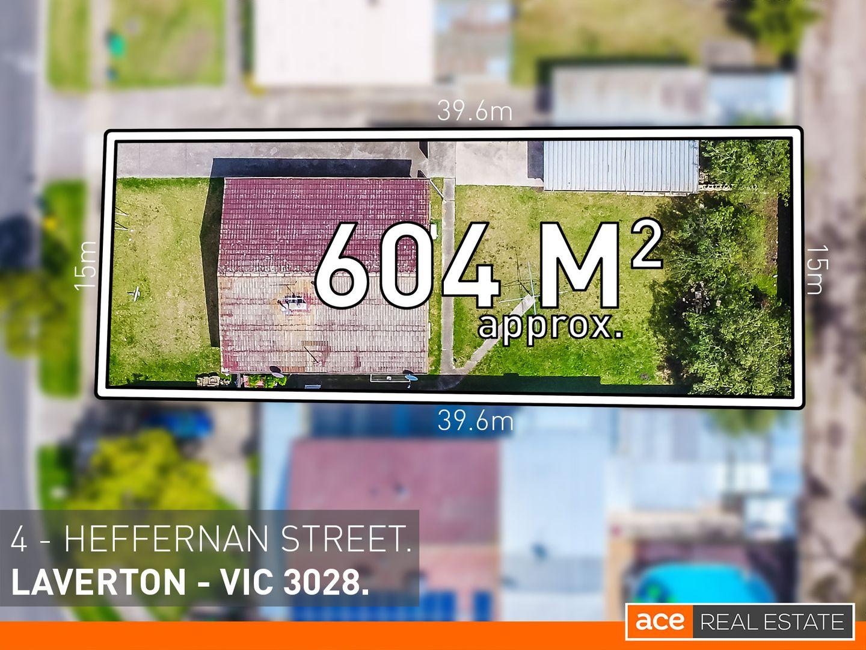4 Heffernan Street, Laverton VIC 3028, Image 1