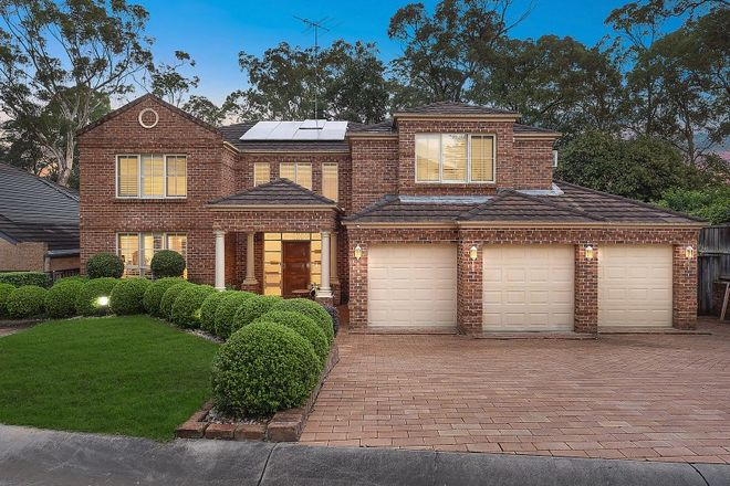 Picture of 20 Plumtree Court, WEST PENNANT HILLS NSW 2125