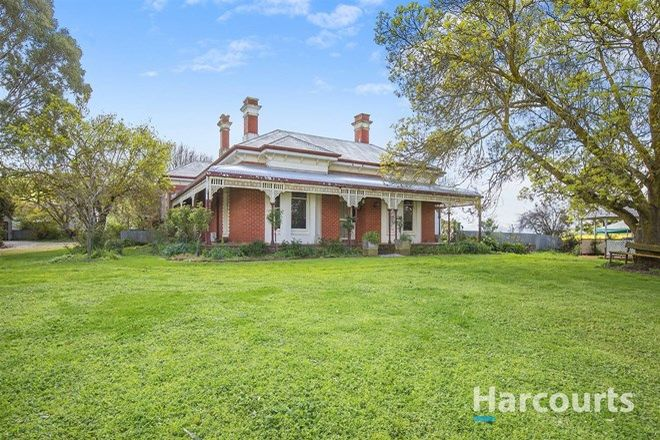 Picture of 114 Cemetery Road, SMEATON VIC 3364