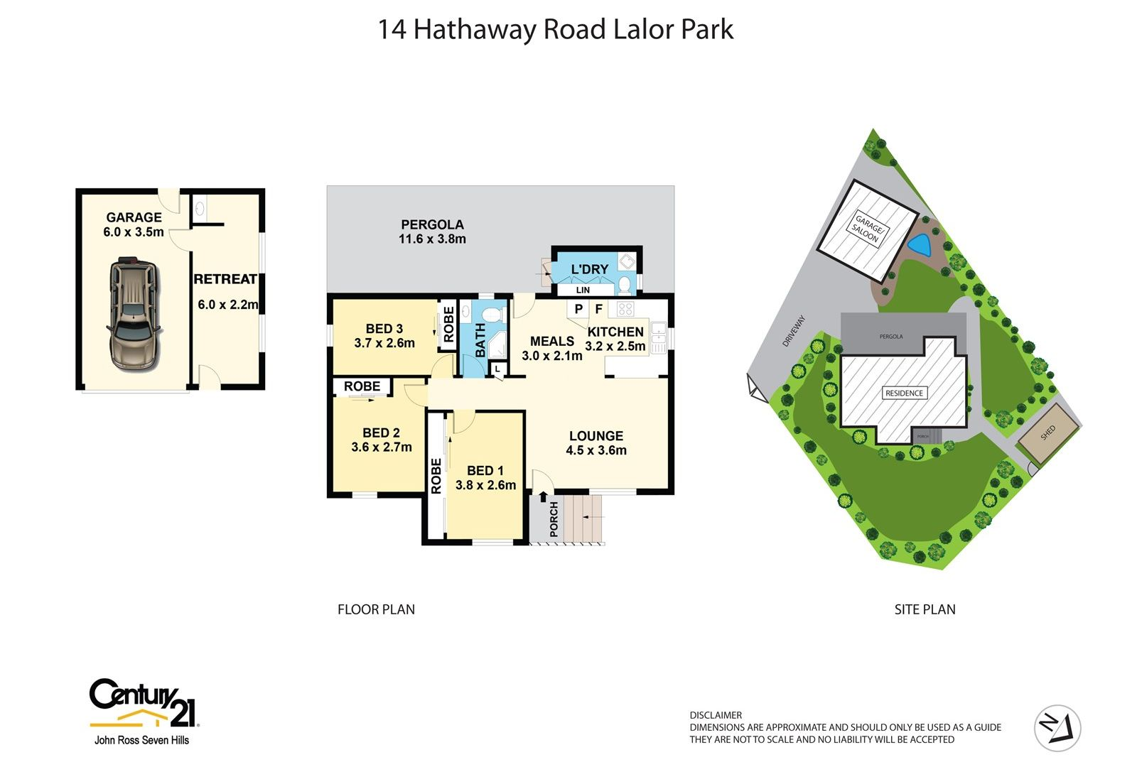 14 Hathaway Road, Lalor Park NSW 2147, Image 2