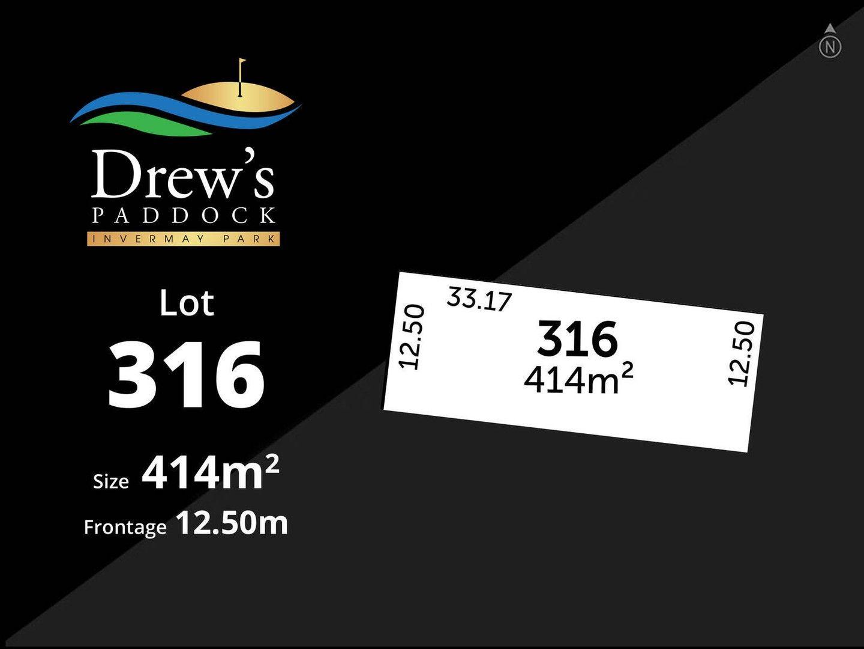 Drew's Paddock/Lot 316 Divot Circuit, Invermay Park VIC 3350, Image 0