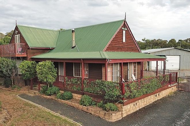 Picture of 21 NORTH STREET, COONABARABRAN NSW 2357
