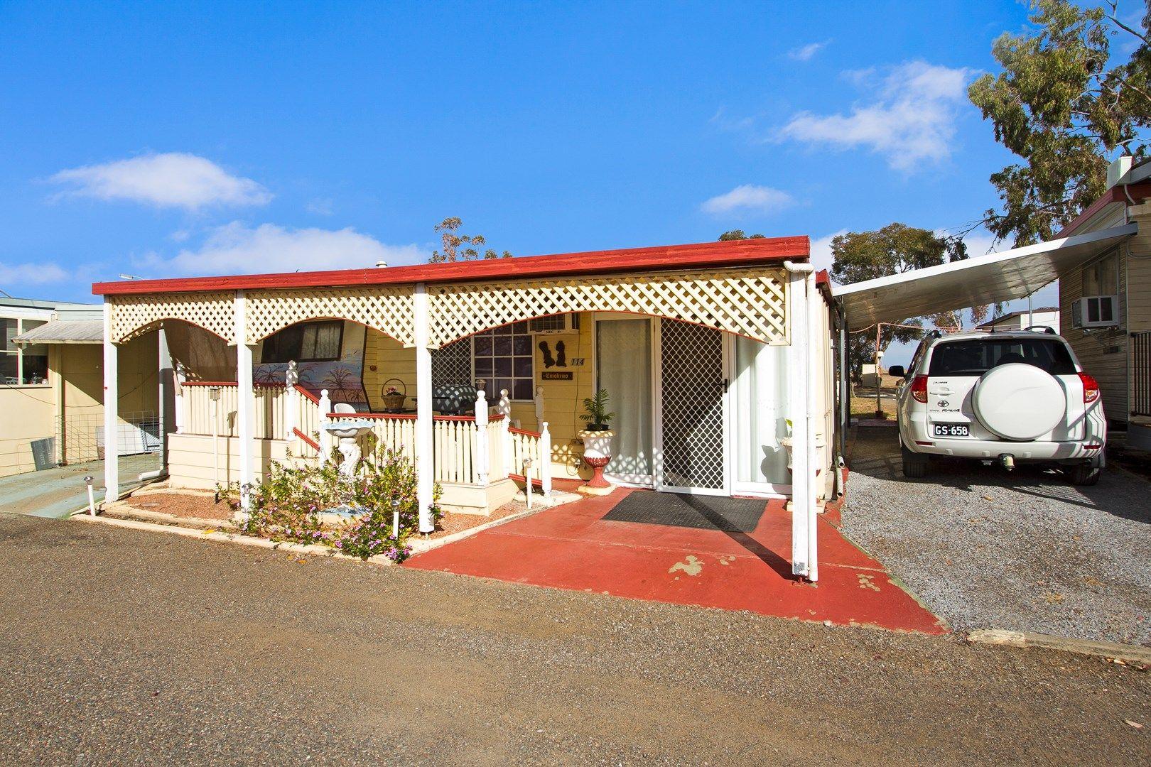 114, 612-628 Goonoo Goonoo Road - City Lights Caravan Park, Tamworth NSW 2340, Image 0
