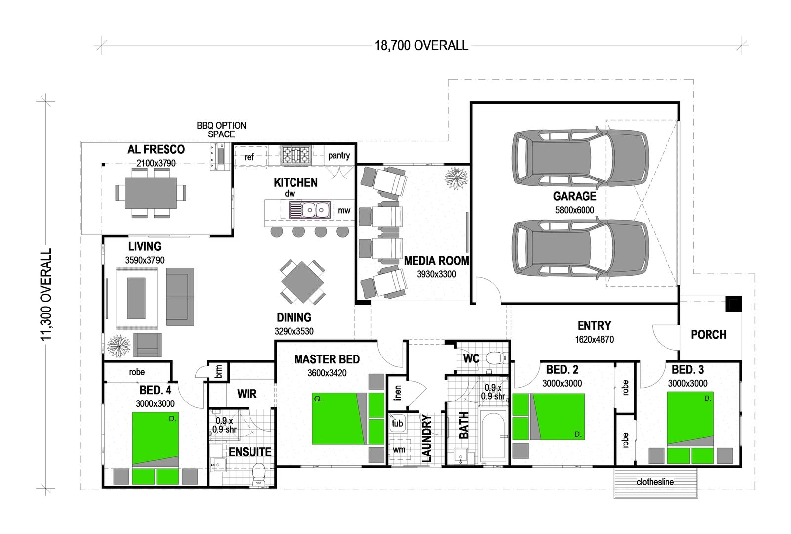 lot 97 Killara Estate, Logan Reserve QLD 4133, Image 1