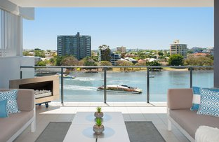 Picture of 23/98 Thorn Street, Kangaroo Point QLD 4169