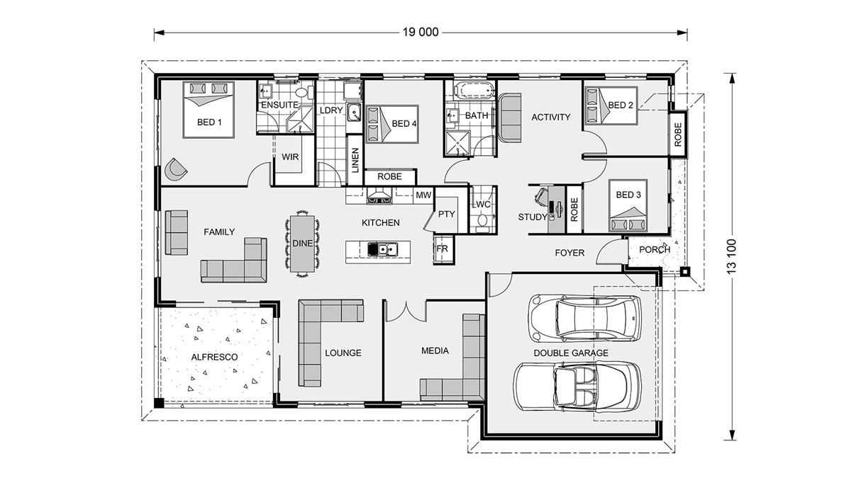 Lot 36 Kemp Street North Ridge Estate, Lavington NSW 2641, Image 2