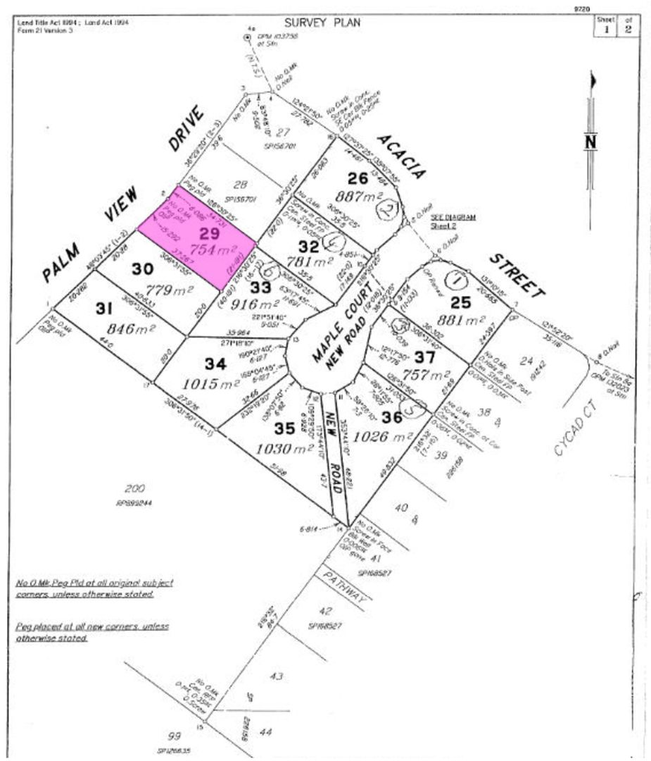 Lot 29 Maple Court, Moore Park Beach QLD 4670, Image 0