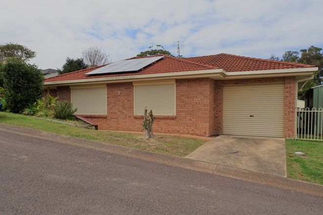 Picture of 7/100 Tennent Road, MOUNT HUTTON NSW 2290