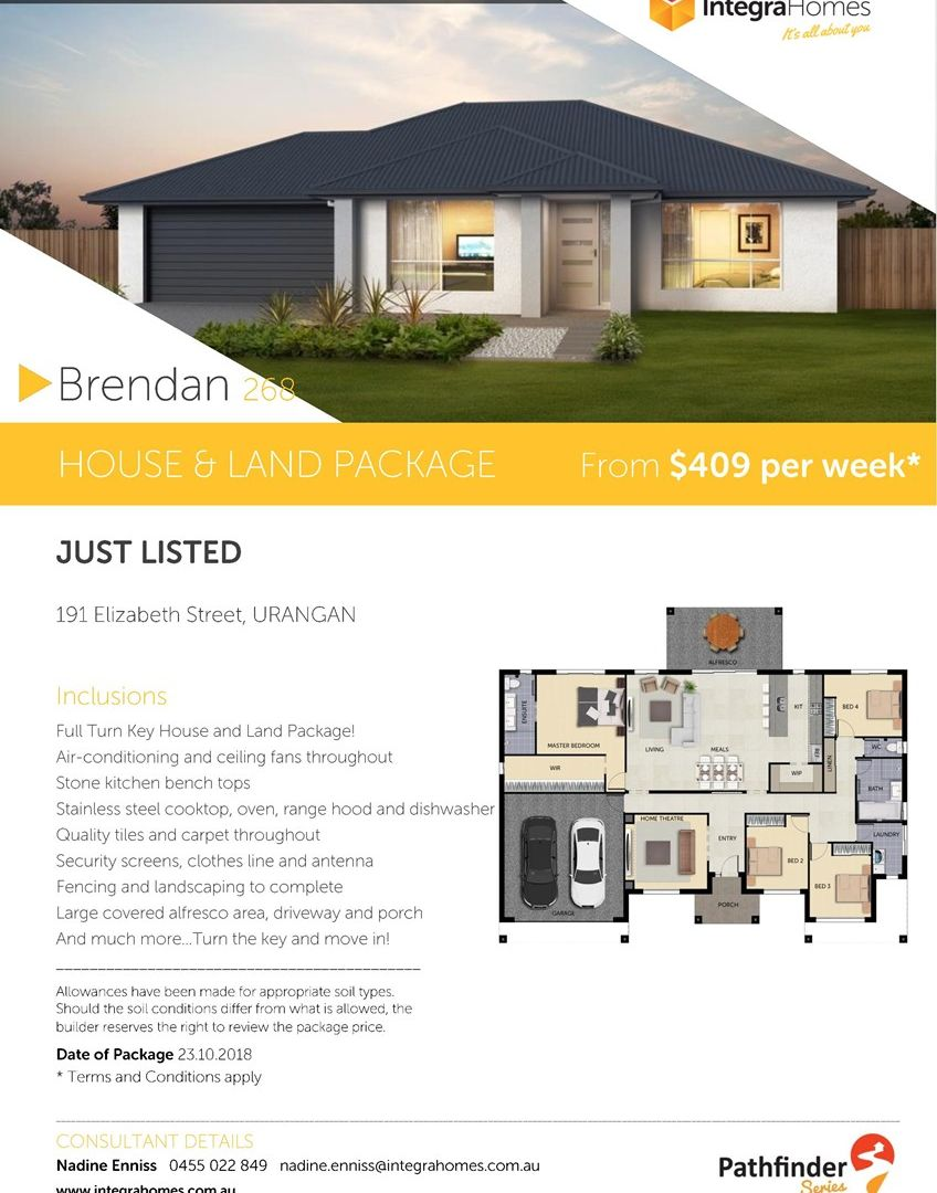 191 Elizabeth Street, Urangan QLD 4655, Image 1
